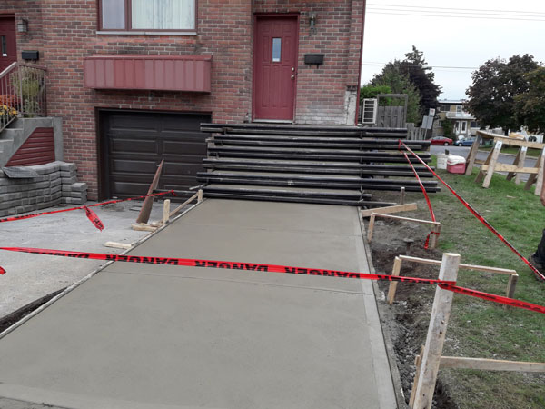 escalier terrasse beton top beton cire exterieur terrasse. Black Bedroom Furniture Sets. Home Design Ideas