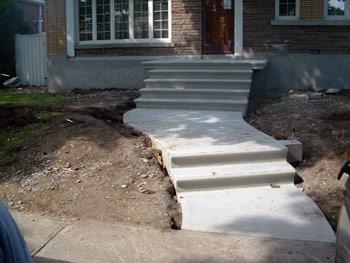 Construction nola escalier balcon marches galerie en b ton for Recouvrement pour galerie