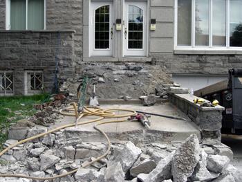 Nous Somme Entrepreneur En Béton De La Region De Montréal Spécialisé Dans  La Réparation Et Constructions De Structures De Béton. Nous Réparons Et  Bâtissons ...
